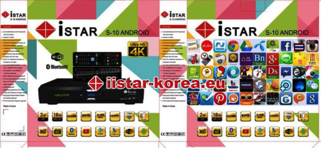 iStar Android S10