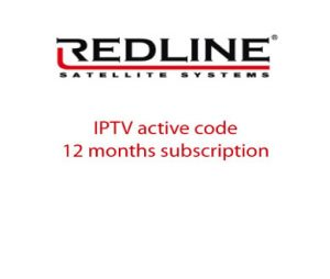 Redline-IPTV-active-code-subscription