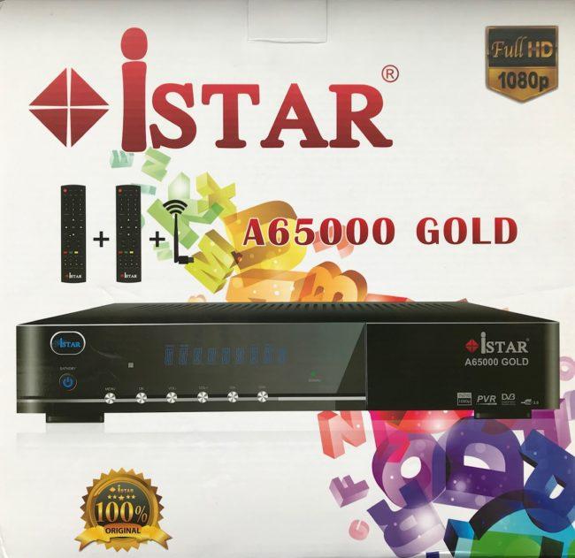 iStar-A65000-Gold