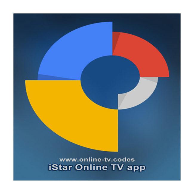 iStar Online-TV-app
