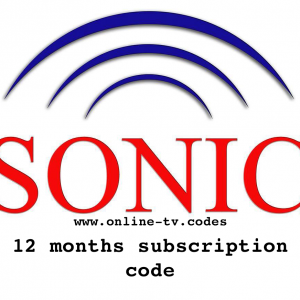 Sonic-IPTV-code-subscription