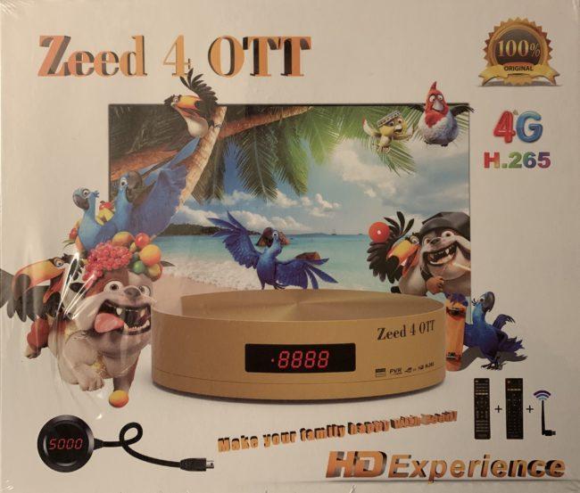 Zeed 4 OTT 4G