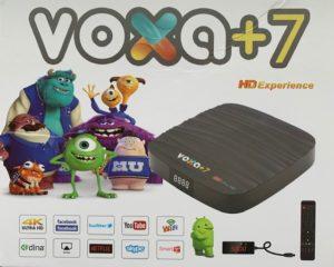 iStar Voxa +7