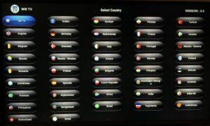 WWTV app channels